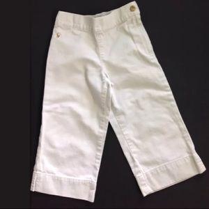 Ralph Lauren Girls Khaki Chino Pants 3T